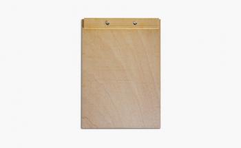 Suport meniu lemn