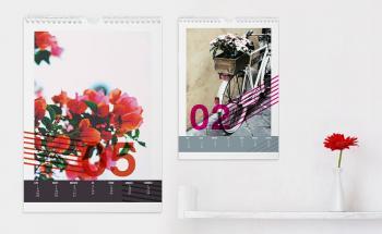 Calendar decorativ