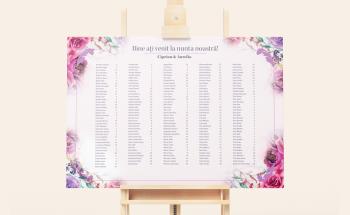 Listă invitați nuntă