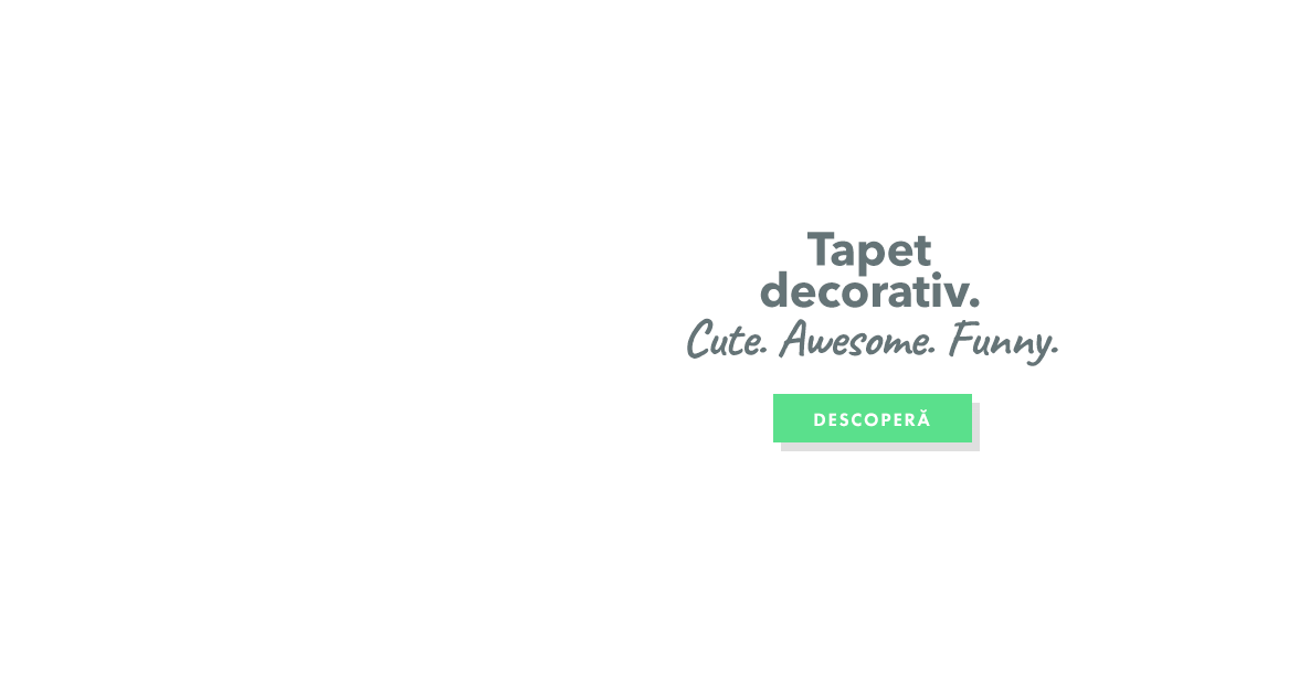 tapet decorativ
