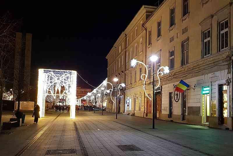 Lights On#3 pe Bulevardul Eroilor