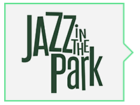 logo jazz in the park