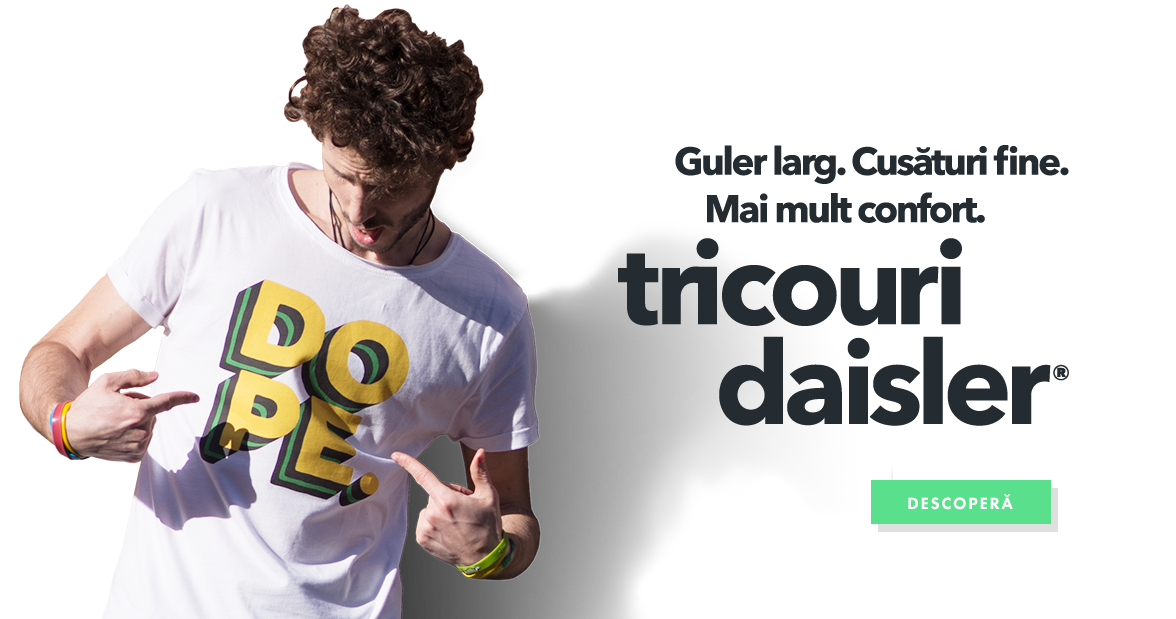 Tricouri Daisler®